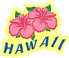 hawaiische Blumen