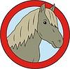 Vector clipart: horse