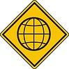 Globus Zeichen