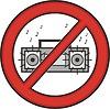 Zeichen keine Musik