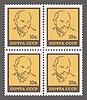 Sowjetische Briefmarken mit Portrait von Lenin