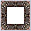 mittelalterlicher Rahmen