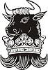 bull crest