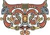 keltische Dekoration