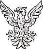 heraldischer Adler