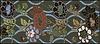 цветочный японский орнамент