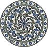 orientalisches Ornament