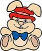 Vector clipart: rabbit