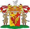 Tscherkasow Barone, Familienwappen