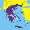 Greece map
