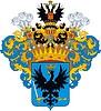 Golenischtschew-Kutusow (Graf), Familienwappen