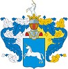 Romanovski, Familienwappen (OG 5-104)