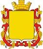 Wappenschild mit der Krone, Band und Weintrauben-Kranz