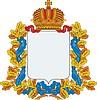 Russischer Provinz-Wappenschild