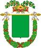 italienischer Provinz-Wappenschild