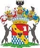 Stroganow Grafen, Familienwappen