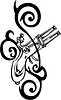 Pistole Tattoo