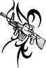 Gewehr Tattoo