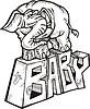 Baby (Graffiti)