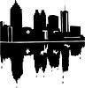 Skyline von Atlanta