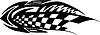 Racing Flagge