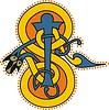 celtic initial letter S