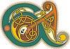 keltische Buchstaben EA