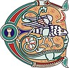 mittelalterlicher Anfangsbuchstabe E