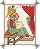 Hl. Matthäus Evangelist (Ev. von Lindisfarne)