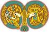 celtic initial letter M