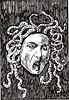 Medusa; von Caravaggio