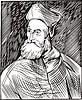 Porträt des Kardinals Pietro Bembo; von Tizian