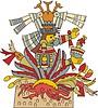 Mayahuel - aztekische Göttin der Agave Pflanze
