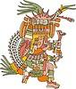 Patecatl - aztekischer Gott der Heilkunst, Fruchtbarkeit und Peyote