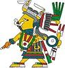 Tlazoteotl - aztekische Göttin der Wollust und der verbotenen Liebe