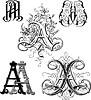 Monogramme AA