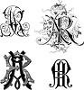 Monogramme AR