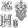 Monogramm HK