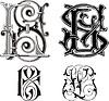 Monogramm LS
