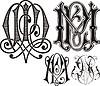 Monogramm MP
