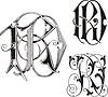 Monogramm RD