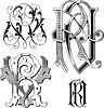 Monogramm RV