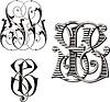 Monogramm SB