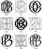 Monogramme BNN - BP