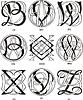 Monogramme BV - BZ
