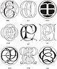 Monogramme ENN - EQ