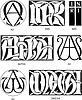 christliche Monogramme