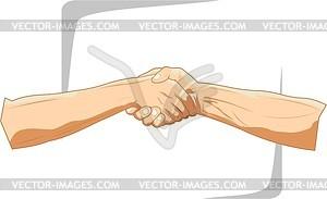 Hände - Vektor-Clipart / Vektorgrafik