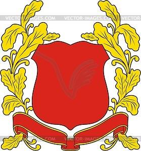 Wappenschild - Vector-Clipart
