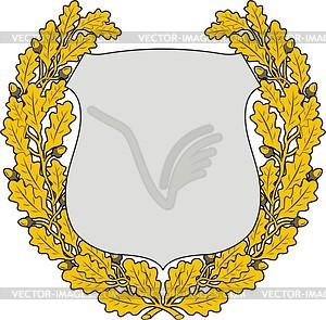 Wappenschild - Vector-Bild